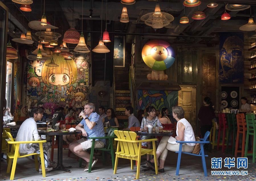 (香港回歸二十周年)(9)香港:時尚之都的風採