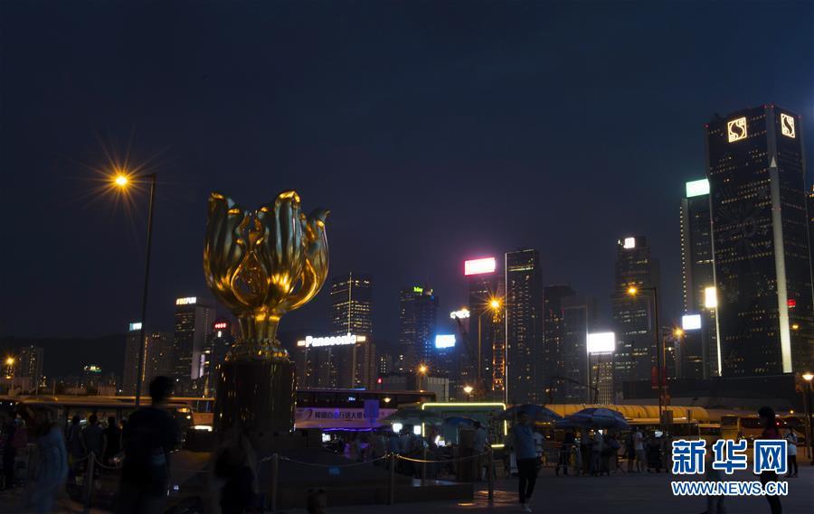 (香港回歸二十周年·新華視界)(9)香港:時尚之都的風採