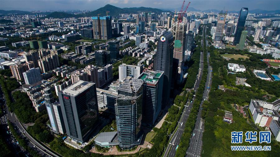(新華全媒頭條·圖文互動)(1)一座城市的世界新坐標