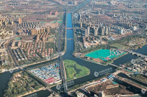 p19 北京城市副中心的建設被認為是京津冀協同發展的重要步驟。圖為北京通州核心區。 《中國經濟周刊》首席攝影記者 肖翊攝