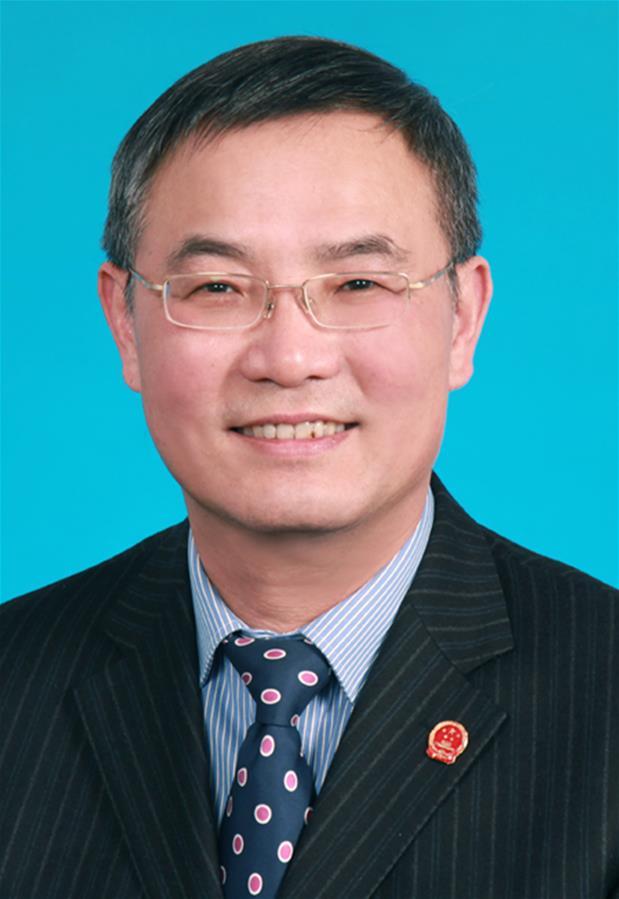 (時政)中國民主促進會中央主席蔡達峰像