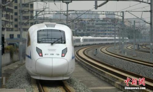 """全国铁路今起大调图:更多""""复兴号""""从京津冀区域发出"""