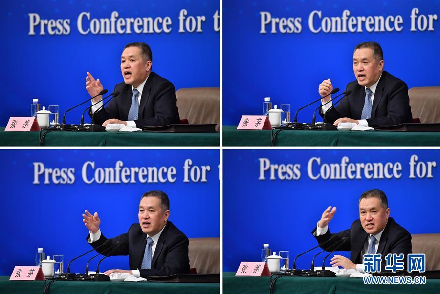 """(兩會)(7)國家工商總局局長張茅就""""深化商事制度改革""""答記者問"""