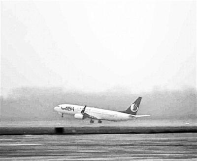 【转载】中国客机首次低能见度150米起飞 使用这项新技术 - zhangfangkuai - 张方块的博客