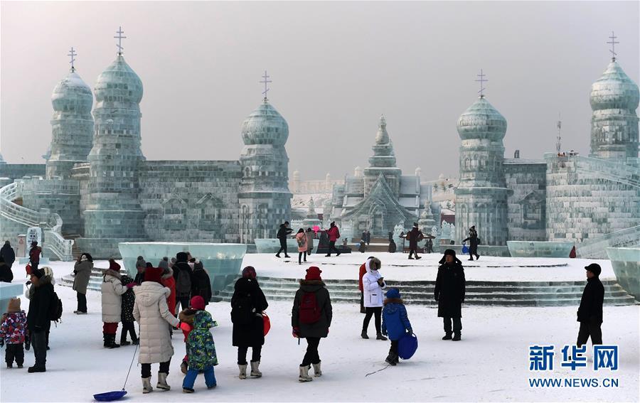 (社會)(1)冰雪慶新年