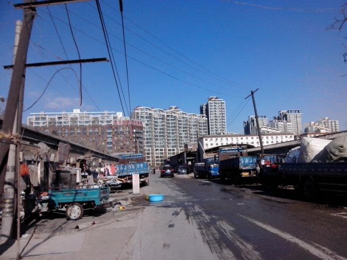京西古村的乱与治:20年拆迁7次 每次修路都征地拆迁