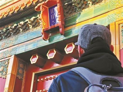 平安彩票会员登录:故宫前星门现无汉字斗匾?工作人员:摘下修缮了