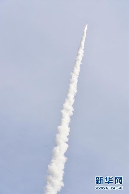 【转载】块头小?作用大?效率高:焦长征十一号火箭首次商业发射 - zhangfangkuai - 张方块的博客