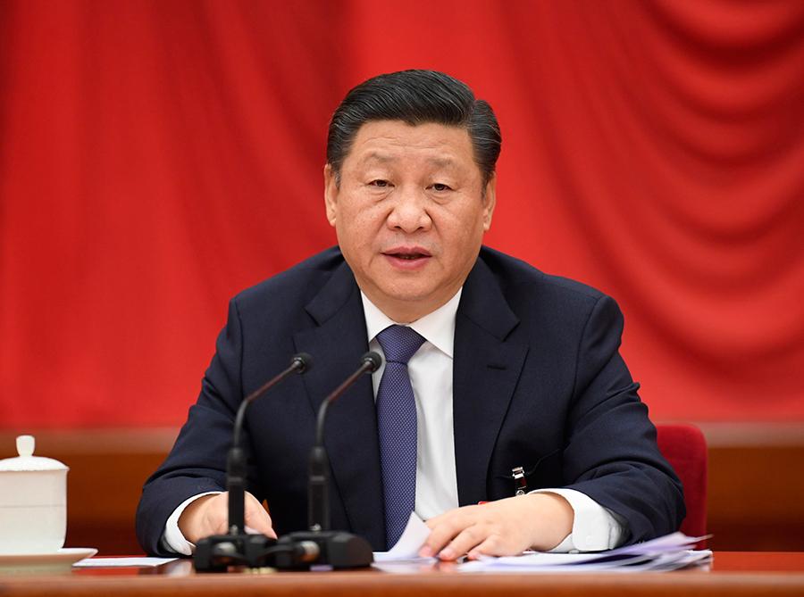 北京赛车是什么彩票:中国共产党第十九届中央委员会第二次全体会议公报