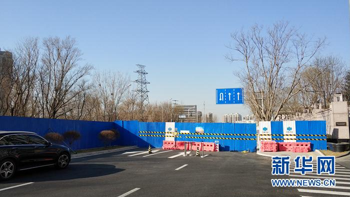 """北京""""双胞胎断头桥""""调查:七年未通路 命运迥异"""
