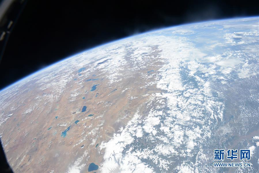 (图文互动)(3)为国出征叩苍穹——记英雄的中国航天员群体