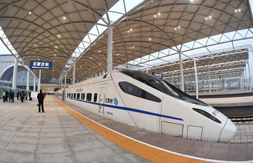 石家庄,国际庄:离北京最近省会迈向第三极
