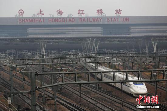 暴雪预警拉响 25日京沪及沪宁等部分高铁车票暂停发售