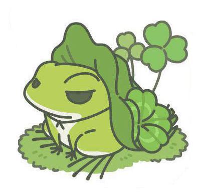 """过年了,漂泊的你要和这只""""呱蛙子""""一样记得回家……"""