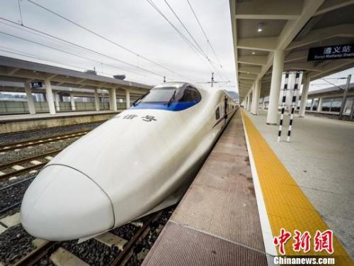 """新加坡金沙娱乐赌场:渝贵铁路今起开通_成渝快速""""牵手""""珠三角"""