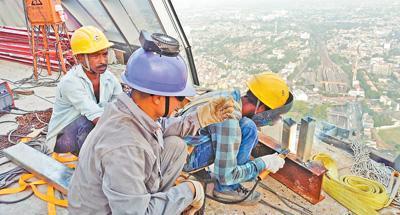 【转载】中国打造斯里兰卡新地标 高350米将成南亚第一高塔 - zhangfangkuai - 张方块的博客