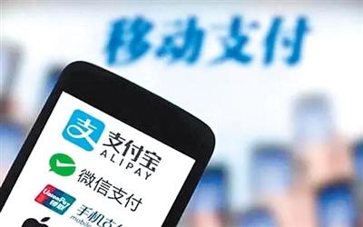 """""""中国式支付""""在全球成功逆袭310123"""