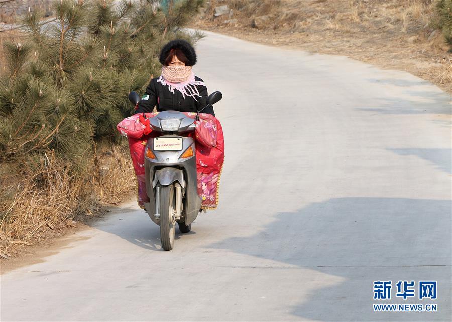 (在習近平新時代中國特色社會主義思想指引下——新時代新氣象新作為·四好農村路·圖文互動)(2)路通 民富 心齊——農村道路升級激發基層向心力
