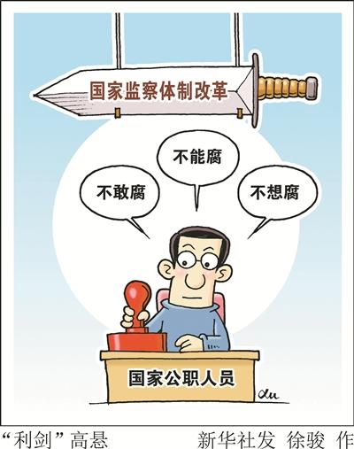2018中国反腐开局五大亮点扫描:4名