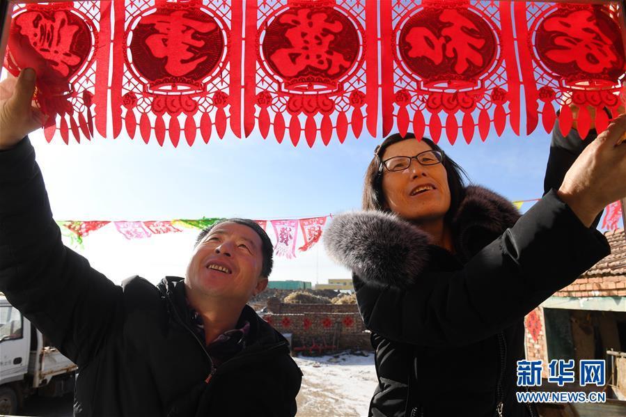 (新华全媒头条·图文互动)(5)行程万里 人民至上——习近平总书记春节考察足迹回访