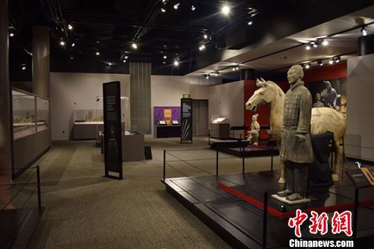 兵马俑赴美展览受损被盗承办方表示强烈愤慨和谴责