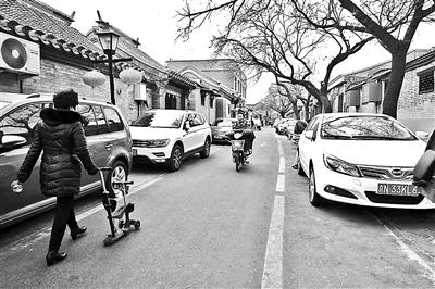 北京东城3万余停车位将可夜间共享