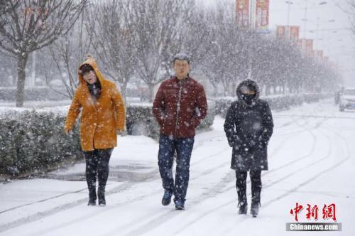 """急速赛车彩票:北方多地今起迎""""天气变脸""""_济南降温幅度或达20℃"""