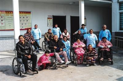 急速赛车开奖官网:贫困家庭重度残疾人得托养_扶贫政策组建新家庭