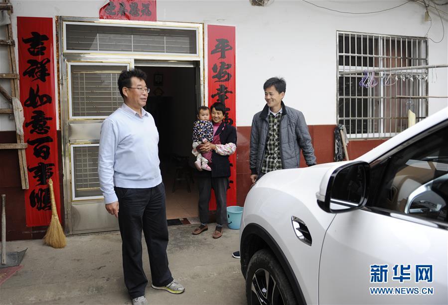 (图文互动)(3)第一书记李传玺的驻村生活