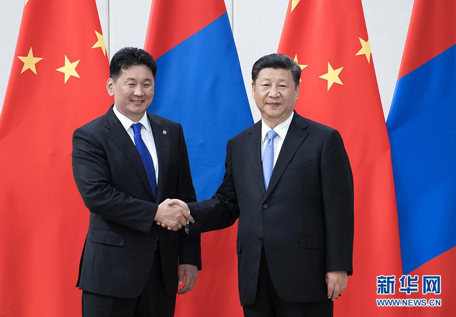 习近平会见蒙古国总理呼日勒苏赫美人怜减肥网
