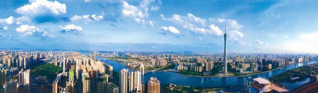 广州:格局与使命高金城