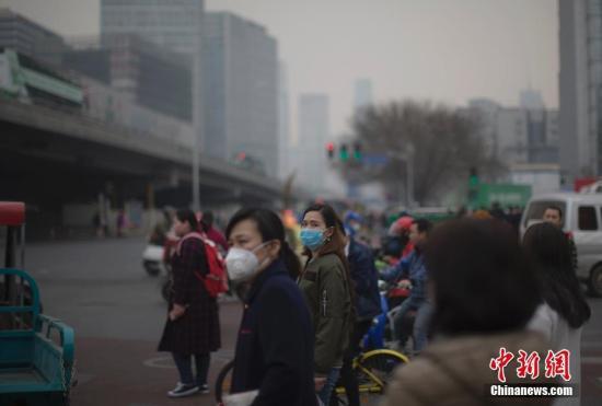 京津冀地区将出现中至重度空气污染多斯桑多斯
