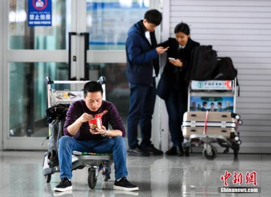 民航局:3月中国国际航线旅客量增幅逾20% 创18个月来新高
