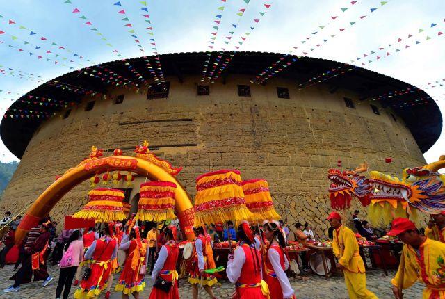 """古迹融入社区:中国保护世界文化遗产更具""""远见""""胭脂霸王主题曲"""