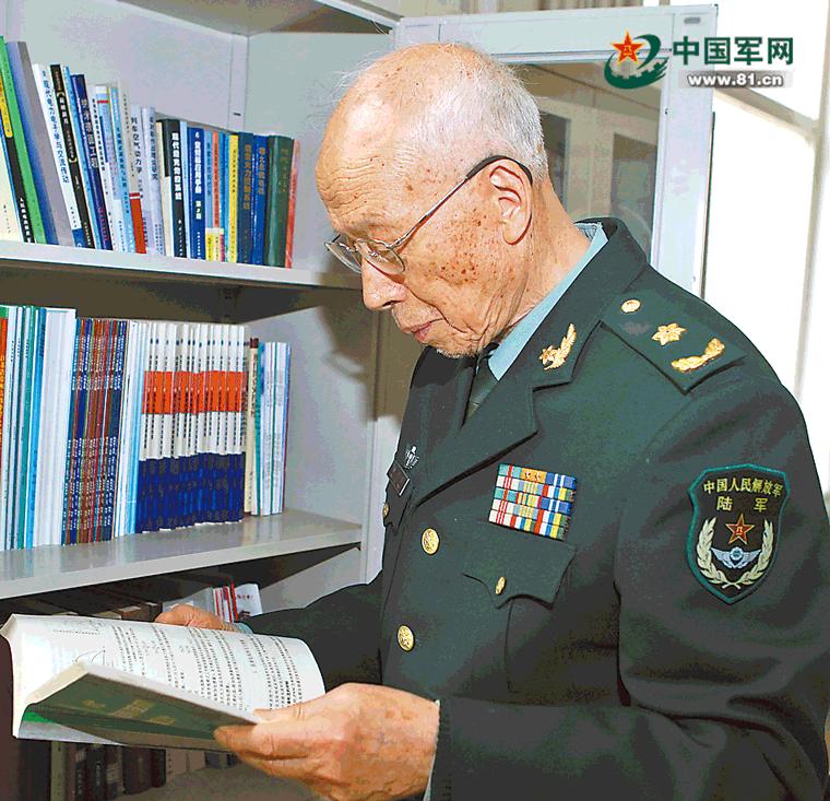 """86岁高龄患癌25年,两次入伍为国淬""""利刃""""现在是几九"""