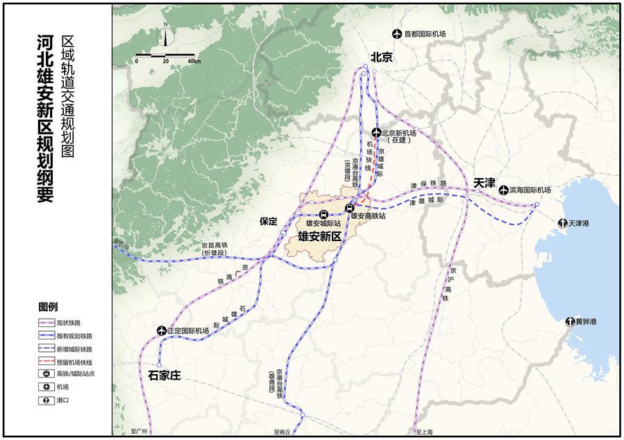 3.区域高速公路规划图