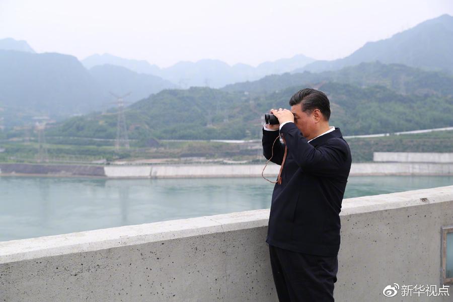 习近平:大国重器必须掌握在我们自己手里