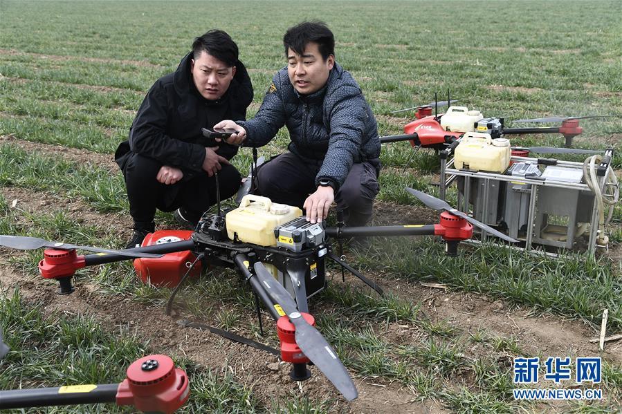 (新华全媒头条·图文互动)(2)希望田野上的职业农民