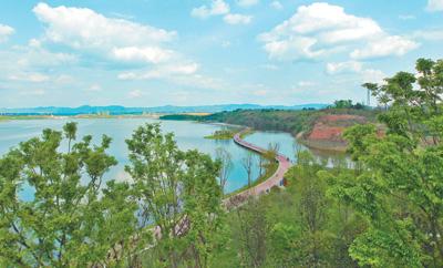 """成都兴隆湖有个天然""""净水器""""大道之行也原文及翻译"""
