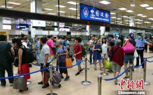 国家移民管理局:预计五一假期出入境旅客日均达198万人次炫舞吧2推广人