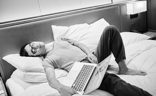bob足球:试睡师:睡觉就是工作,但这觉却不一般