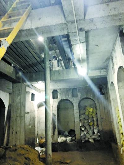 北京:一楼业主五年私挖120平方米两层地下违建 连夜回填嗔你呆呆不解意