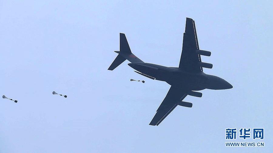 中国空军运-20飞机首次开展空降空投训练街头拍客加盟费