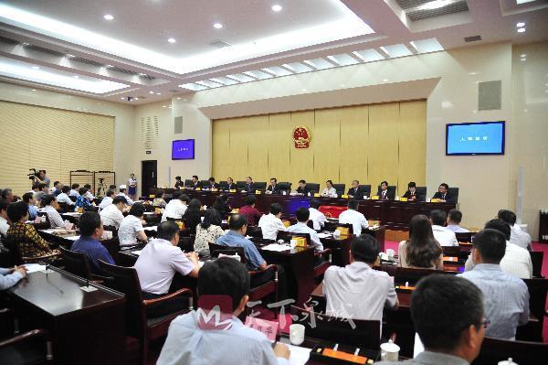王忠林辞去济南市市长职务 孙述涛任代市长