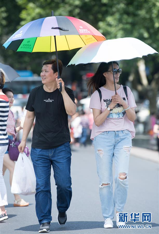 (环境)(2)杭州持续高温天气