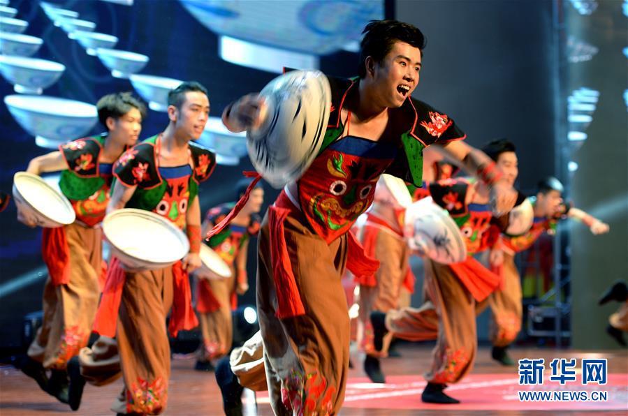 (圖片故事)(1)在無聲世界中起舞