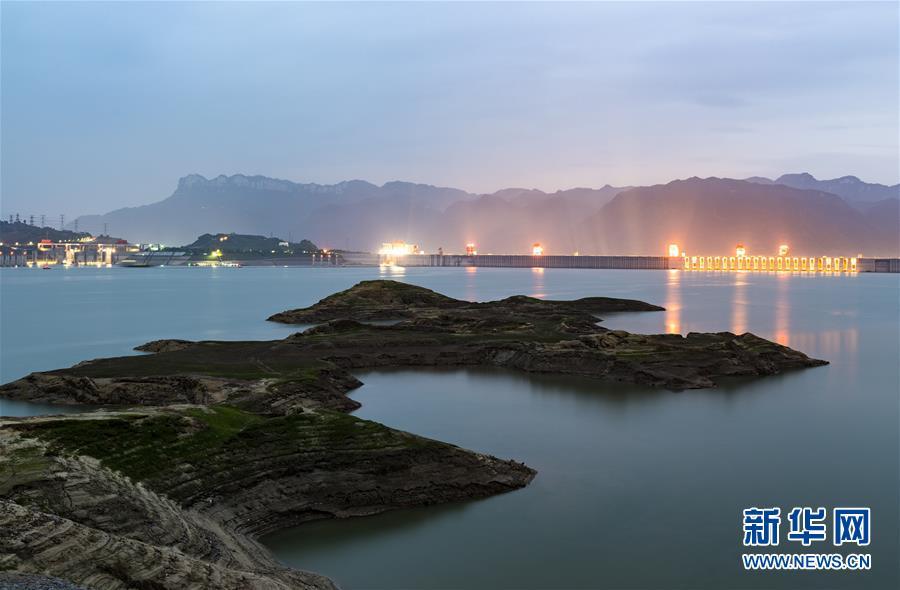 #(环境)(3)三峡水库防汛腾库进入最后冲刺阶段