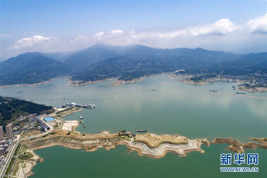 #(环境)(2)三峡水库防汛腾库进入最后冲刺阶段