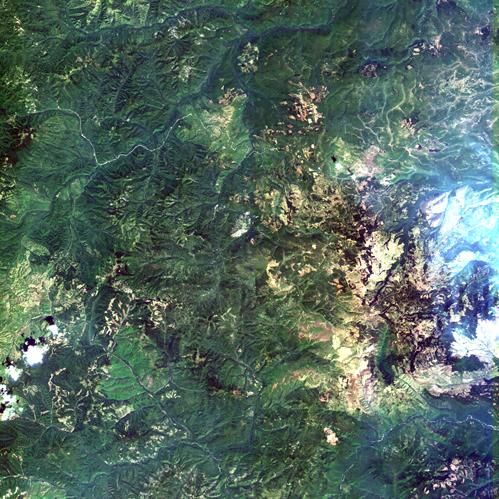 中国遥感卫星地面站成功接收高分六号卫星首轨数据