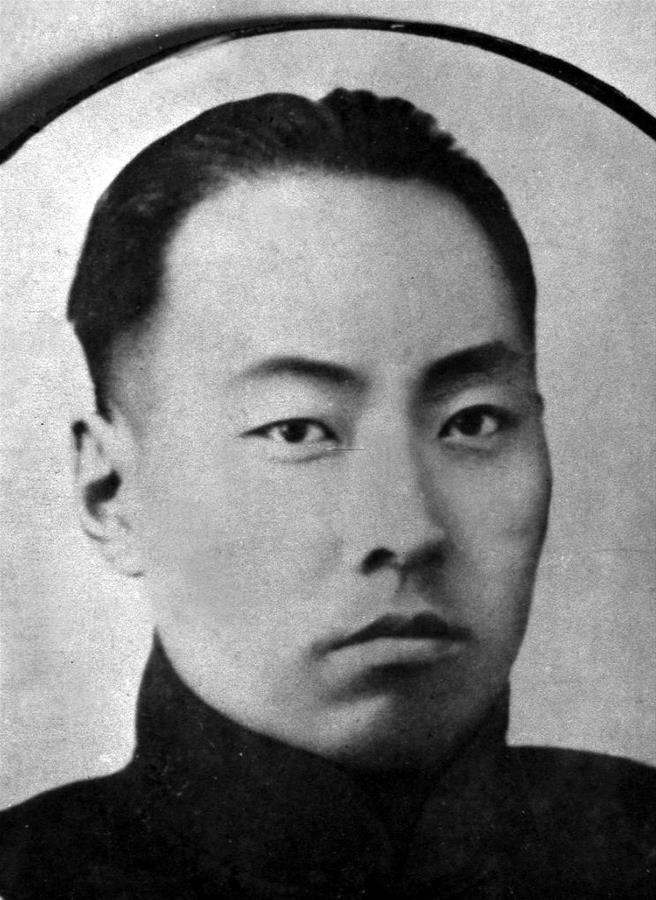 (为了民族复兴·英雄烈士谱·图文互动)陕北共产党发起人——李子洲